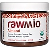 Rawmio, Beyond Gourmet Creamy Raw, Chocolate Almond Spread, 6 oz (170 g) (Discontinued Item)