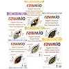 Rawmio, Raw Chocolate Gift Box, 6 Bark Bars, 1.76 oz (50 g) Each (Discontinued Item)