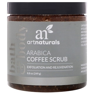 Artnaturals, Arabica Coffee Scrub, 8.8 oz (249 g)