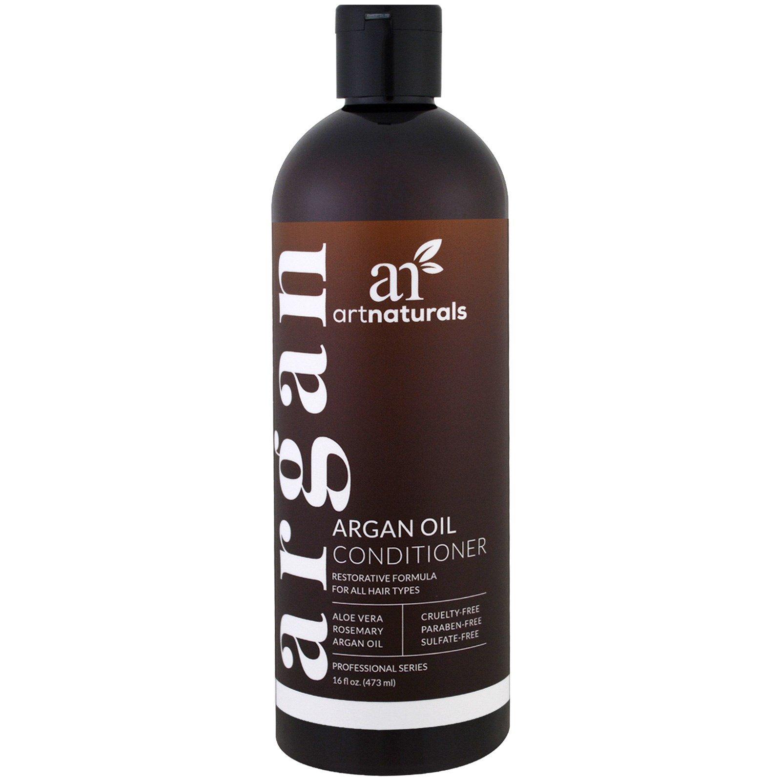 Artnaturals, Кондиционер с аргановым маслом, восстанавливающая формула, 473 мл (16 жидких унций)