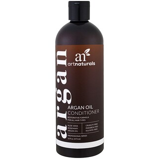 Artnaturals, アルガン油コンディショナー、回復フォーミュラ、 16 fl oz (473 ml)