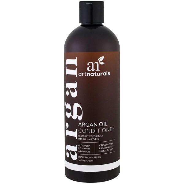 Argan Oil Conditioner, Restorative Formula , 16 fl oz (473 ml)