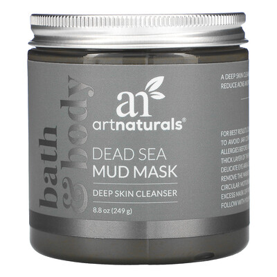Купить Artnaturals Dead Sea Mud Mask, 8.8 oz (249 ml)