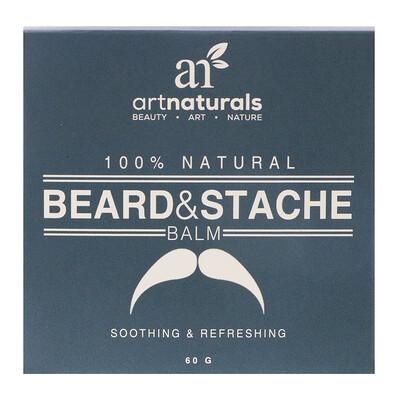 Купить Artnaturals На 100% натуральный бальзам для бороды и усов, 60 г