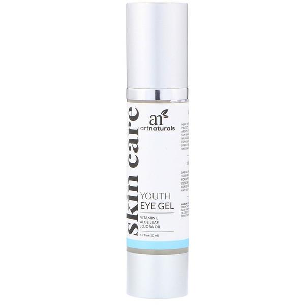 Artnaturals, Youth Eye Gel, 1.7 oz (50 ml) (Discontinued Item)