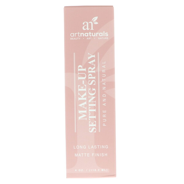 Artnaturals, Make-Up Setting Spray, 4 oz (118.2 ml)