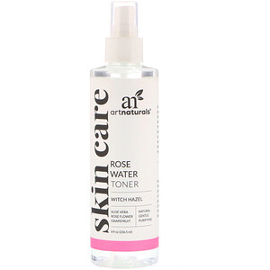 Арт Натуралс, Rose Water Toner, 8 fl oz (236.5 ml) отзывы