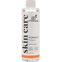 Artnaturals, 維生素C爽膚水,8液量盎司(236.5毫升)