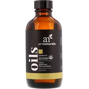 Арт Натуралс, Carrier Oil, Jojoba, 4 fl oz (118 ml) отзывы