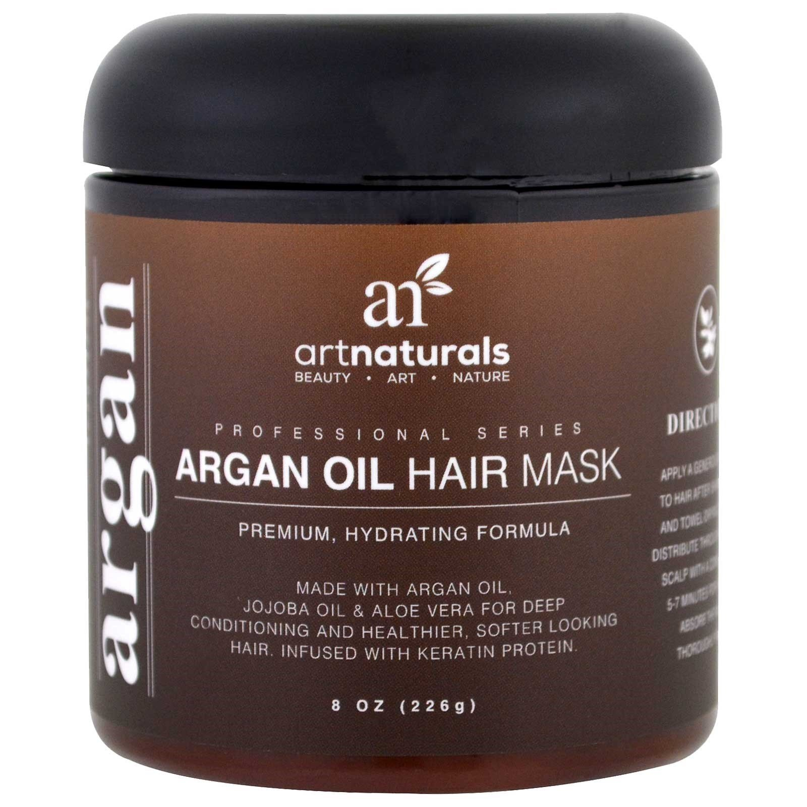 Argan Hair Mask Art Naturals