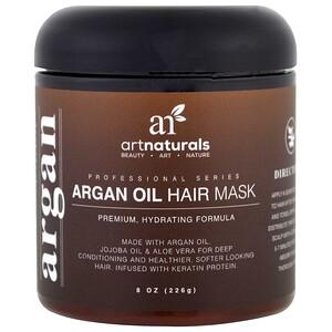 Арт Натуралс, Argan Oil Hair Mask, 8 oz (226 g) отзывы покупателей