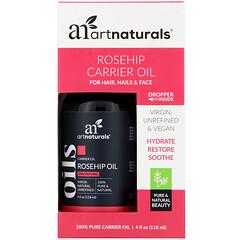 Artnaturals, Carrier Oil, Rosehip, 4 fl oz (118 ml)