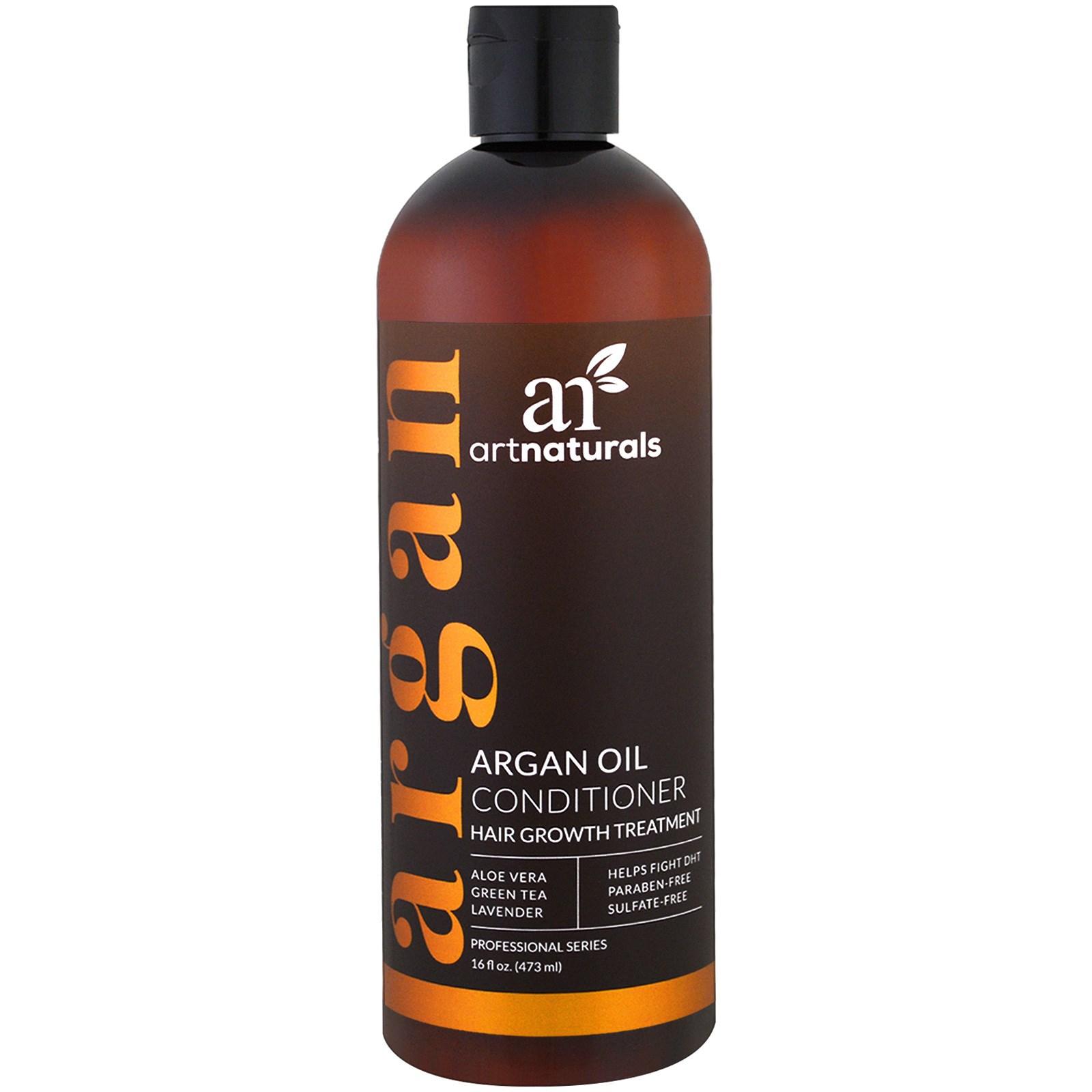 Artnaturals, Кондиционер с аргановым маслом, Лечение для роста волос, 16 унций (473 мл)