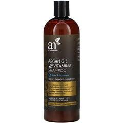 Artnaturals, 摩洛哥堅果油和維生素 E 洗髮水,16 液量盎司(473 毫升)