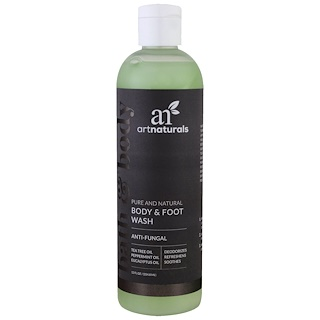 Artnaturals, Body & Foot Wash, Anti-Fungal, 12 fl oz (354.8 ml)