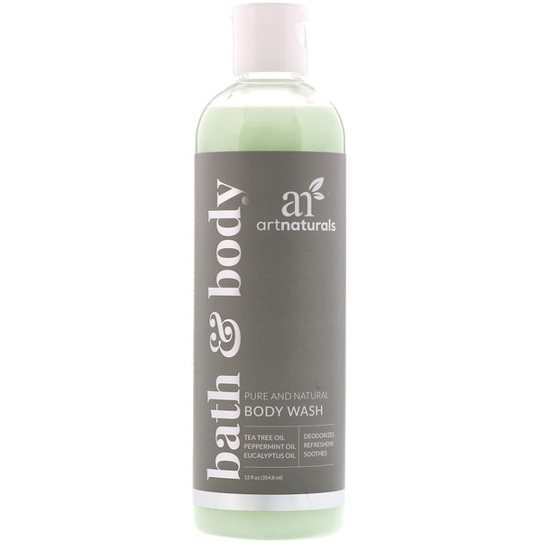 Artnaturals, Body Wash, Natural Refreshing + Soothing Formula, 12 fl oz (354.8 ml)