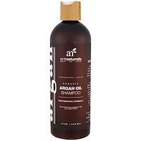 Шампунь с аргановым маслом, Восстанавливающая формула, 16 унций (473 мл) - фото