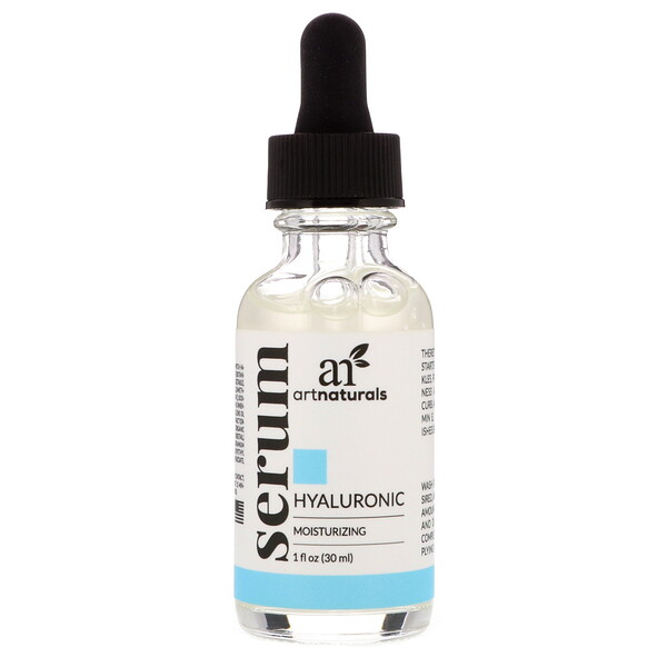 Hyaluronic Moisturizing Serum, 1.0 oz (30 ml)