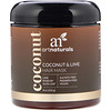 Artnaturals, Coconut & Lime Hair Mask, 8 oz (226 g)