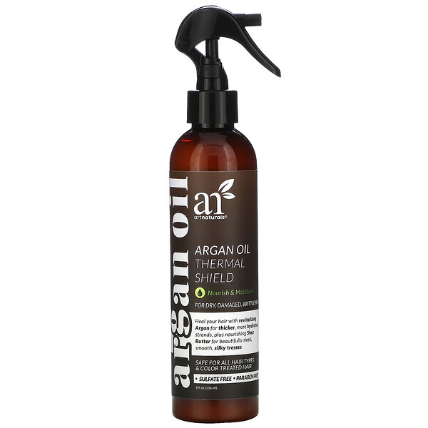 Argan Oil Thermal Shield, 8 oz (236 ml)