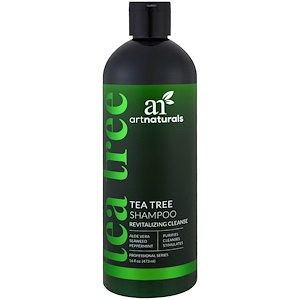 Artnaturals, Tea Tree Shampoo, Revitalizing Cleanse, 16 fl oz (473 ml)