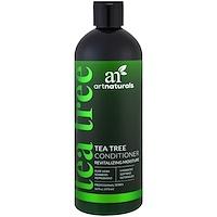 Tea Tree Conditioner, Revitalizing Moisture, 16 fl oz (473 ml) - фото