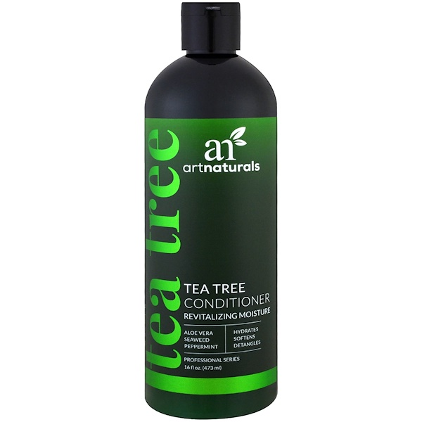 Artnaturals, Tea Tree Conditioner, Revitalizing Moisture, 16 fl oz (473 ml) (Discontinued Item)