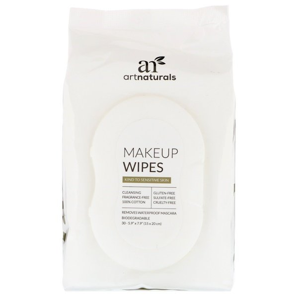 Makeup Wipes, 30 Wipes