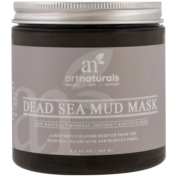 Artnaturals, Máscara de barro del Mar Muerto, 8,8 oz (250 ml) (Discontinued Item)