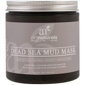 Арт Натуралс, Dead Sea Mud Mask, 8.8 oz (250 ml) отзывы покупателей