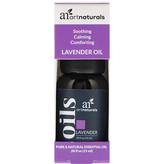 Artnaturals, Lavender Oil, .50 fl oz (15 ml)