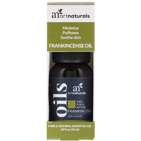 Artnaturals, Aceite de incienso, 0.50 fl oz (15 ml)
