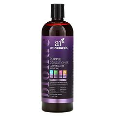 Artnaturals, 金髮紫色護髮素,均衡色彩和調理,16 液量盎司(473 毫升)