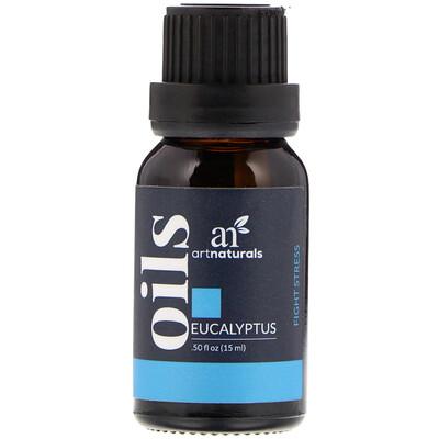 Artnaturals Эвкалиптовое масло, 15 мл