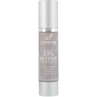 Artnaturals, Age Defying, 2.5% Retinol Moisturizer, 1.7 oz (50 ml)