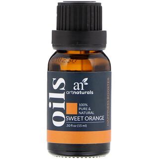 Artnaturals, Sweet Orange Oil, 0.50 fl oz (15 ml)