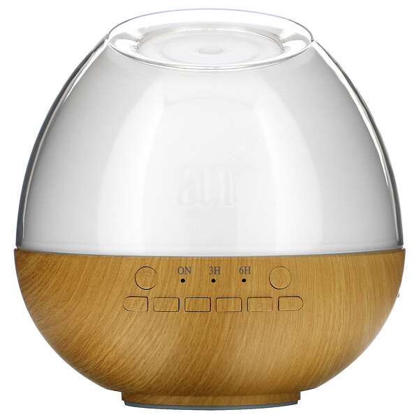 Artnaturals, Beginnings, Sleep 'N Slumber Ultrasonic Sound Oil Diffuser, 1 Diffuser
