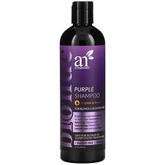 Artnaturals, 紫色洗髮水,用於金髮和脫色頭髮,12 液量盎司(355 毫升)