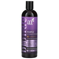 Artnaturals, 紫色護髮素,用於金髮和脫色頭髮,12 液量盎司(355 毫升)