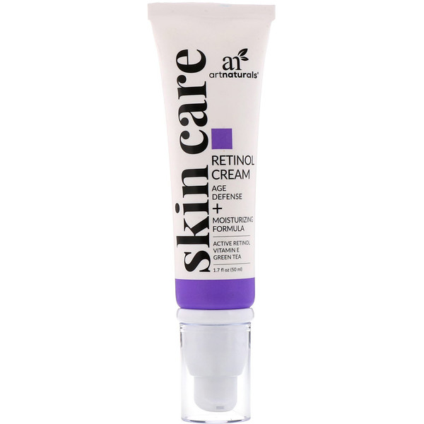 Artnaturals, Retinol Cream, Age Defense + Moisturizing Formula, 1.7 oz (50 ml) (Discontinued Item)