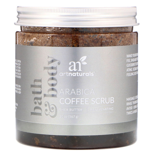 Arabica Coffee Scrub, 20 oz (567 g)
