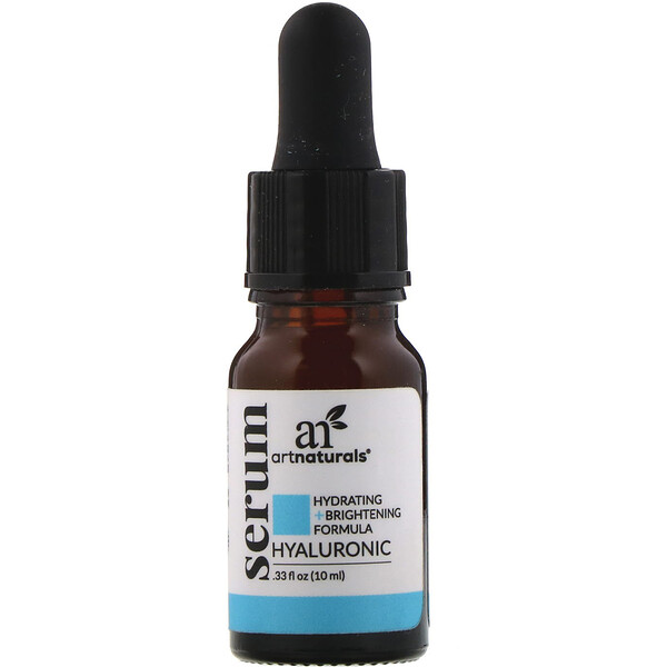 Artnaturals, Hyaluronic Serum, .33 fl oz (10 ml)