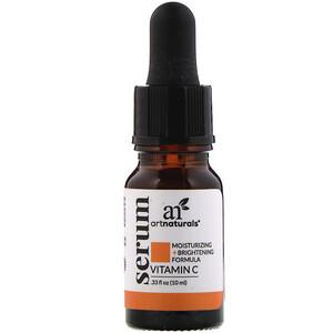 Арт Натуралс, Vitamin C Serum, .33 fl oz (10 ml) отзывы покупателей