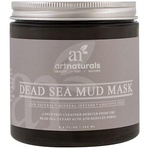 Арт Натуралс, Dead Sea Mud Mask, 8.8 oz (250 ml) отзывы