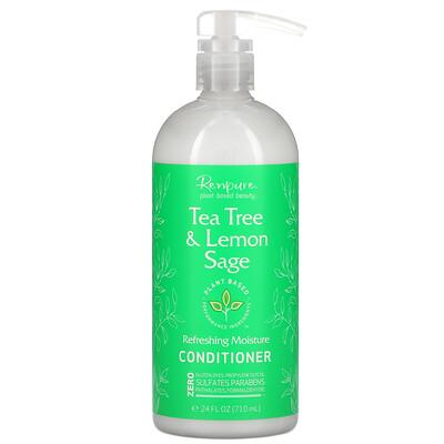 Renpure Tea Tree & Lemon Sage Conditioner, 24 fl oz (710 ml)