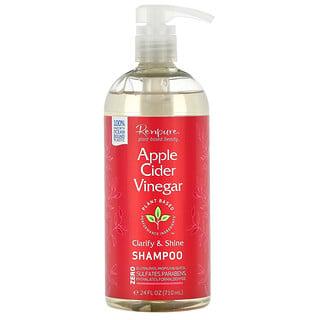Renpure, Apple Cider Vinegar Shampoo, 24 fl oz (710 ml)