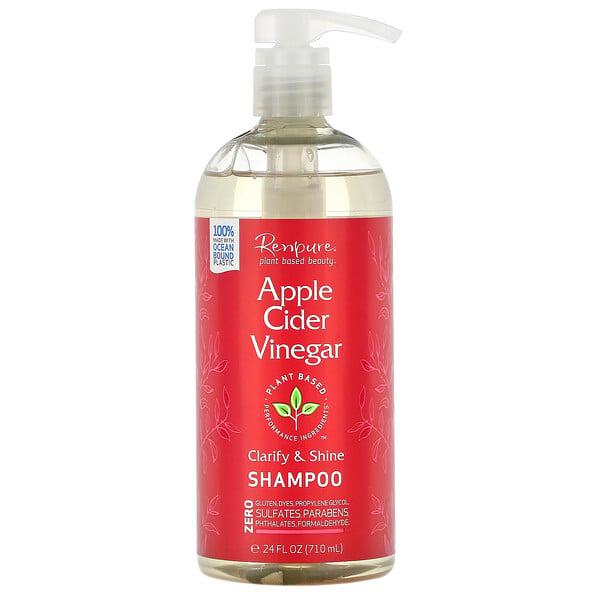 Apple Cider Vinegar Shampoo, 24 fl oz (710 ml)