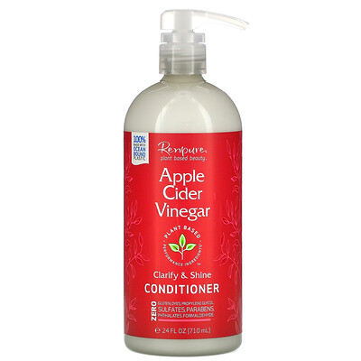 Renpure Apple Cider Vinegar Conditioner, 24 fl oz (710 ml)