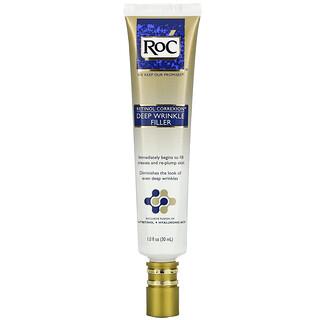 RoC, Retinol Correxion, Deep Wrinkle Filler, 1.0 fl oz (30 ml)