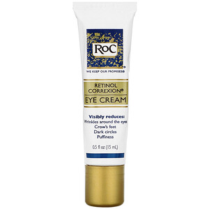 Рос, Retinol Correxion, Eye Cream, 0.5 fl oz (15 ml) отзывы